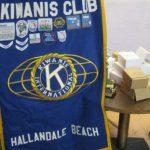 hallandale Kiwanis Banner