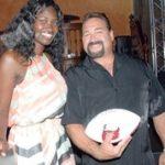 Angel Williams & Dr. Joe Ammunategui