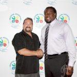 Dr. Joe Ammunategui and Davin Joseph